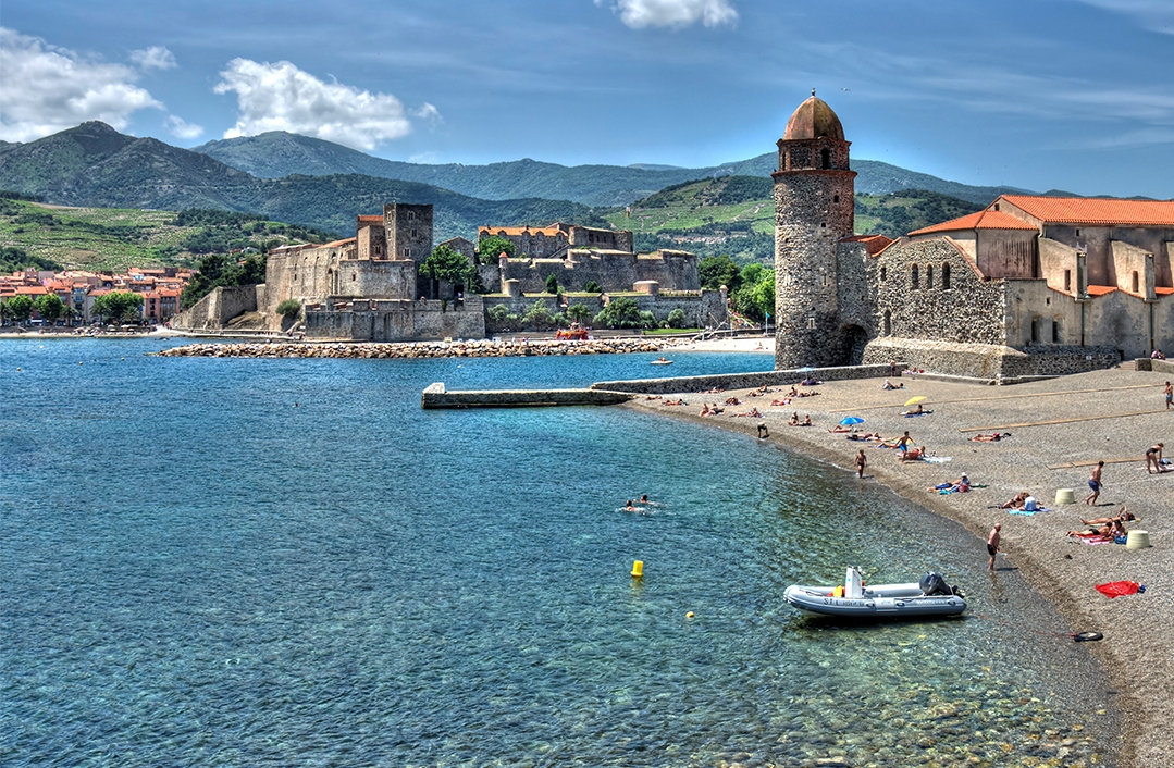 Location Appart Hotel Collioure